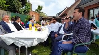 Emin Silopi nişan lé Belçika 17/05/2015