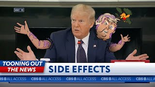 Trump's miracle drug: side effects may vary