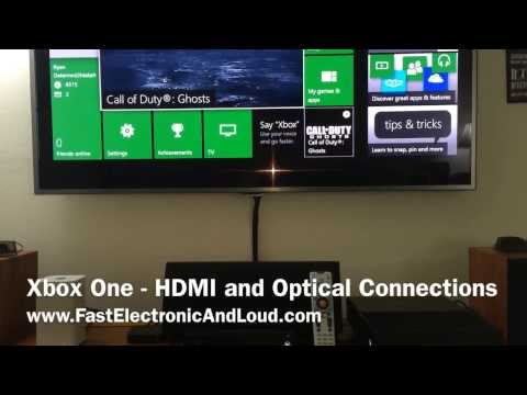 Xbox One - Best Sound & Picture in Your Home Theater! (Quick Setup)