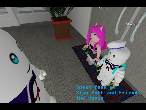 Sneak Peek of Stay Puft and Friends the Movie