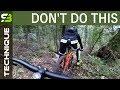 Training Enduro MTB - Lesson 2. Challenging vs Dangerous Terrain.