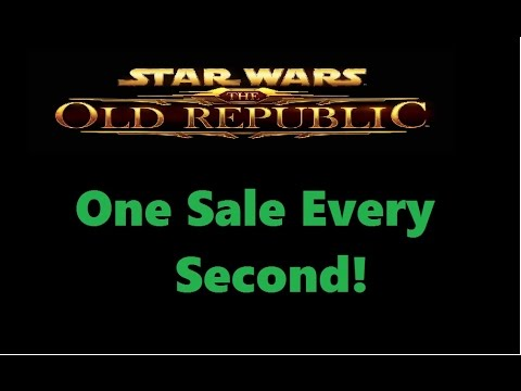 SWTOR: The Ultimate GTN Selling Machine- How I Got To 1 Billion Credits!