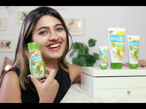 Everyuth Tulsi Turmeric Face-wash | Clear Pimple Free Skin