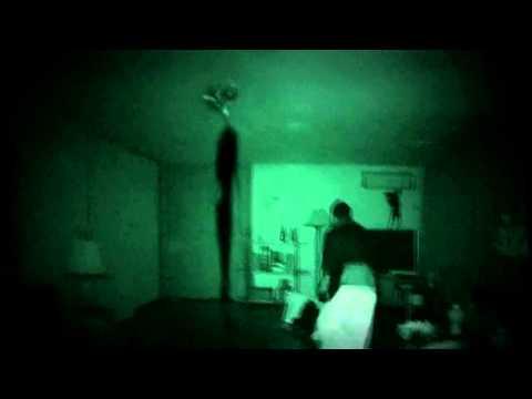 Cult (2013, Japan horror movie, tall black man scene)