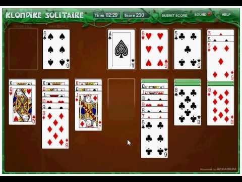 Klondike Solitaire - 6000 - Highest Possible Score