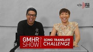 Ary & Gofar Ikut Song Translate Challenge!