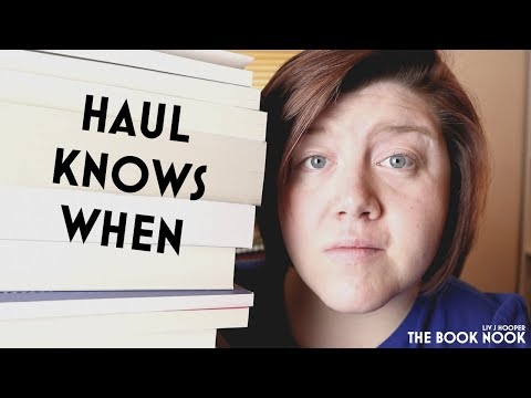 Haul Knows When  |  The Book Nook