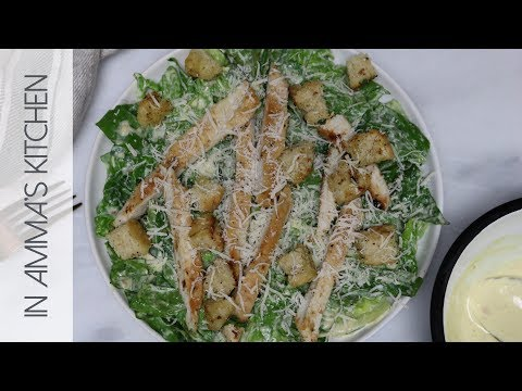 How To Make Caesar Salad From Scratch