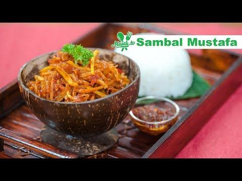 Sambal Mustafa   Sambal #055