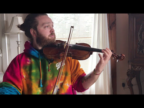 Pt. 2 - How to play Harry Potter (Hedwigs Theme) on Violin - Beginners Tutorial