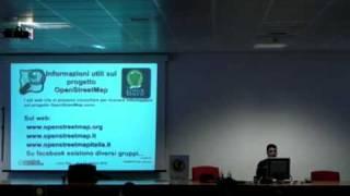 OpenStreetMap - terza parte - Mappe a contenuto libero - Linux Day 2010