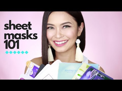 How to Use a Sheet Mask
