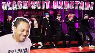 Download Reacting To BTS: Boy with Luv (Live) - SNL Video