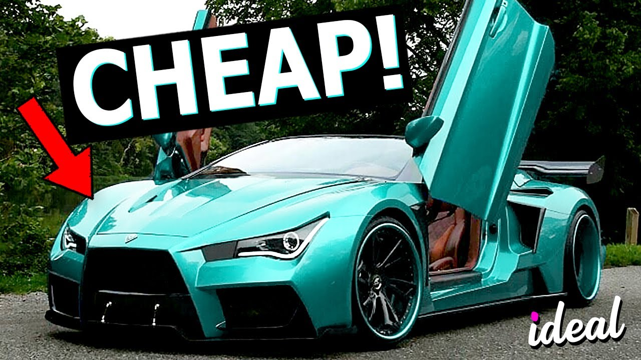 8 CHEAP CARS THAT MAKE YOU LOOK RICH!