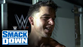Shorty G feels good after shutting Cesaro up: SmackDown Exclusive, May 29, 2020