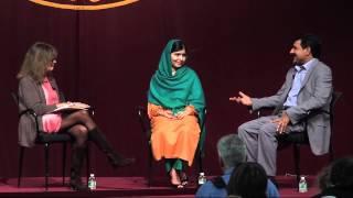 A Conversation with Malala Yousafzai