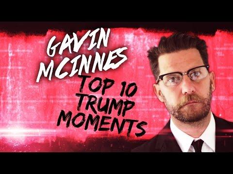 Gavin McInnes's Top 10 Trump Moments of 2016