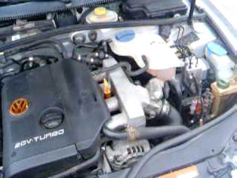 volkswagen passat 20v turbo 2001