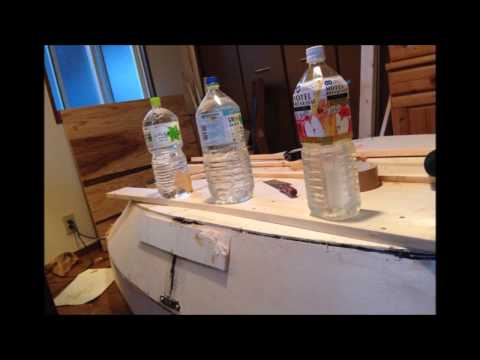 Building a boat in your apartment