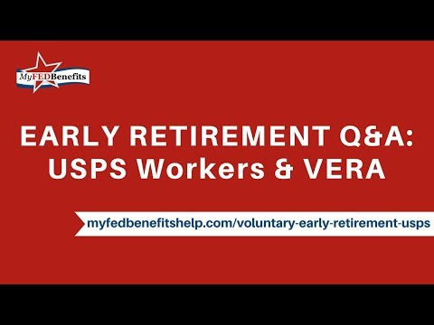 USPS Buyout 2018: VERA Q&A for Clerks and Mail Handlers
