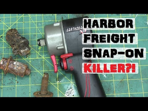BOLTR: Harbor Freight Impact | MUCH BETTER QUALITY