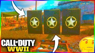 Opening 10 RARE SUPPLY DROPS in COD WW2(What can you get in 10 rare supply drops?)