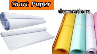 Chart Paper Decorations Project Videos 9tube Tv