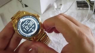 da02f740ebb Unboxing Relógio MK Michael Shi Aliexpress - Watch Online All Dramas ...