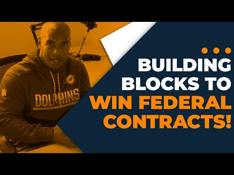 BASICS Building blocks to win federal contracts! (government)