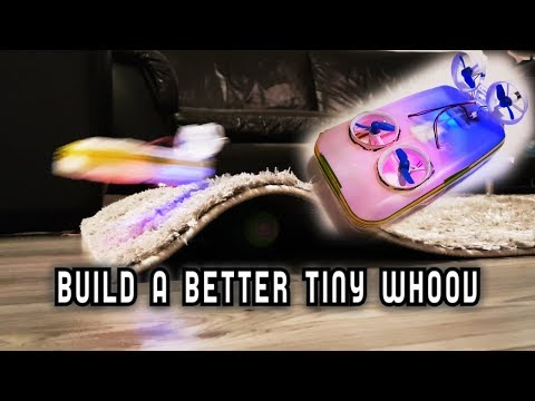 Build a better hovercraft/Tiny Whoov with a milkbottle and a skirt! (instructions included)