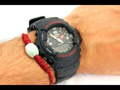 Casio G Shock G 100 1BVMUR Mens Watch