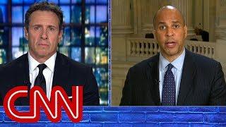 Booker: Trump