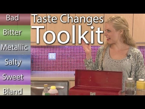 Your Taste Changes Toolkit for During and After Cancer Treatment