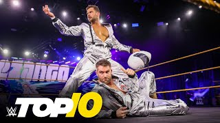Top 10 NXT Moments: WWE Top 10, June 3, 2020