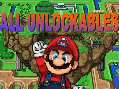 SSF2 Beta | All Unlockables guide