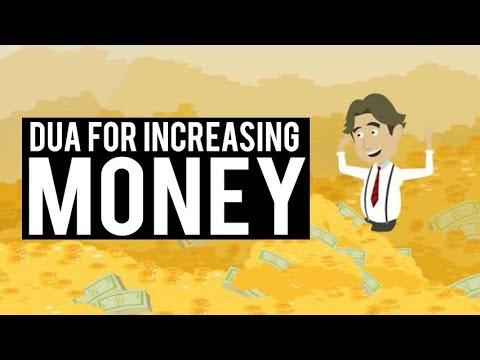 DUA FOR INCREASING MONEY