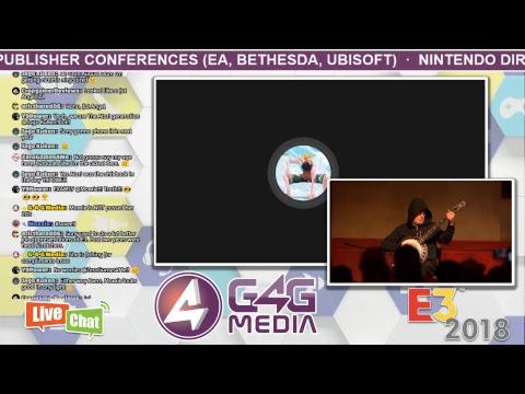 G-4-G Media Live Stream
