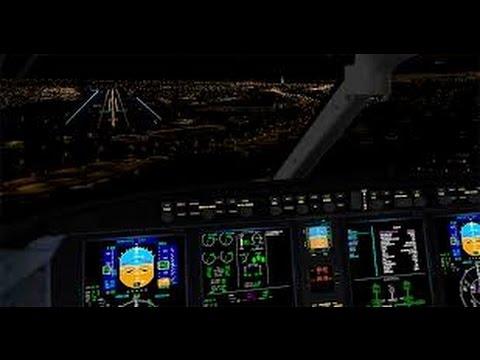 Vatsim - Landing At KSAN (With ATC)