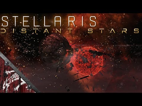 Let's Stream Stellaris Distant Stars - RETHELLIAN IMPERIUM! Part 1