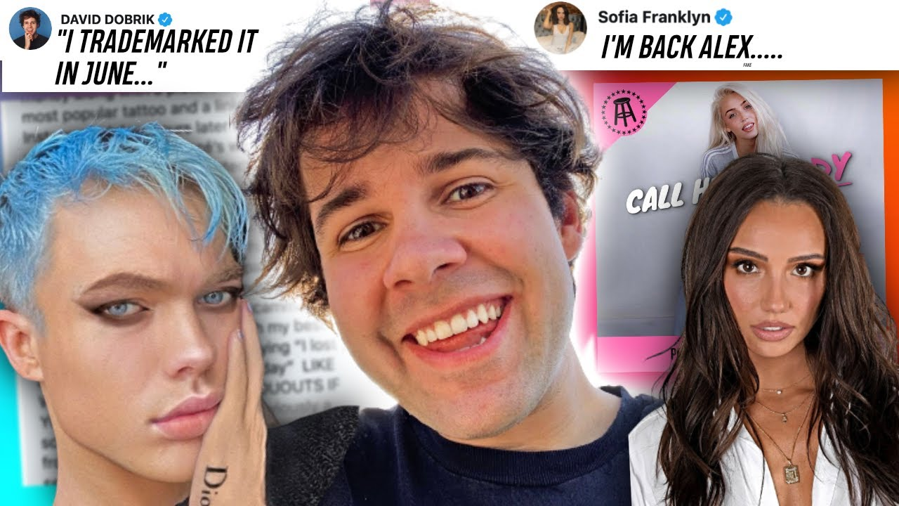 David Dobrik CALLED OUT by fans, Beauty Guru EXPOSED, Sofia ENDS Alex Cooper!?