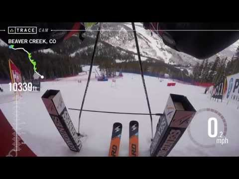 TRACE: 2014 Audi Birds of Prey | GoPro POV Giant Slalom