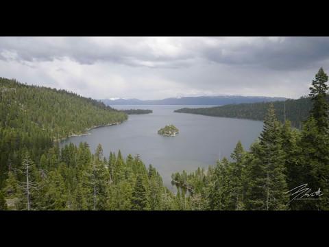 Panasonic GH5 + Atomos Shogun Inferno Cinema 4k Timelapse Emerald Bay Lake Tahoe