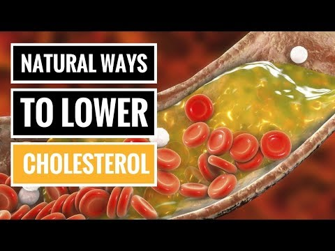 4 Natural Ways to Lower Your Cholesterol Levels