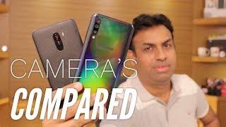 Samsung A50 Vs Poco F1 Camera - Who is better?