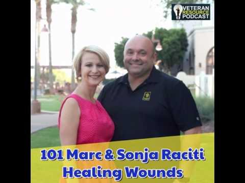 101 Marc & Sonja Raciti - Healing Wounds