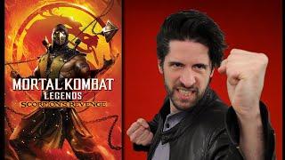 Mortal Kombat Legends: Scorpion's Revenge - Movie Review