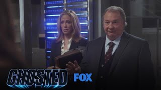 Merv Minette Makes An Announcement | Season 1 Ep. 11 | GHOSTED