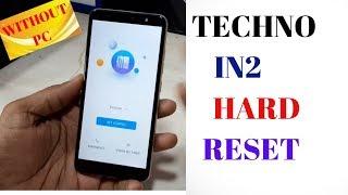 How to hard reset Tecno camon I sky (IN2) - Vidly xyz