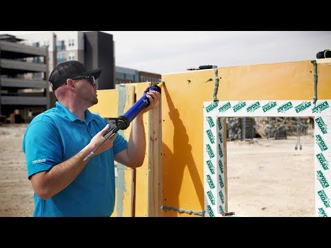 A Killer New Commercial 3 in 1 Sheathing