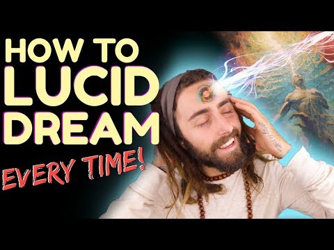 How to Lucid Dream! (Simple to Use Techniques)